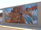 Murals in Downtown The Dalles