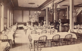 Umatilla House Dining Room, #WCPA-29-15
