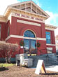 The Dalles Art Center in the old Carnegie Library building
